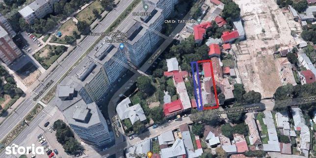 Spatiu comercial 450mp- Casa singur curte, Mazepa 1 - Galati