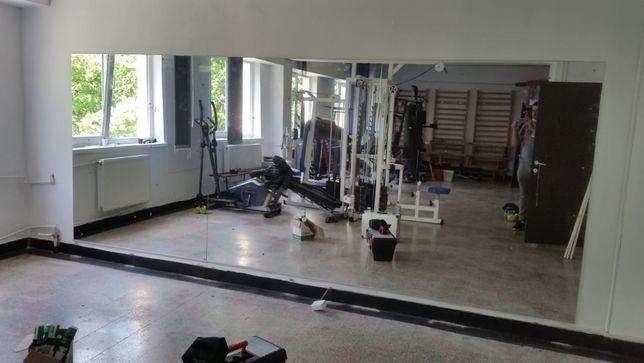 oglinzi sala dans, sport, balet, fitness, spa, xbody, kineto