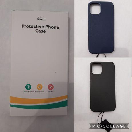 Кожен калъф ESR iPhone 12 12 Pro 12 Pro Max