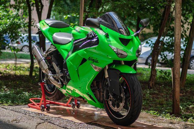 Kawasaki zx10 r 2007 /22000 km