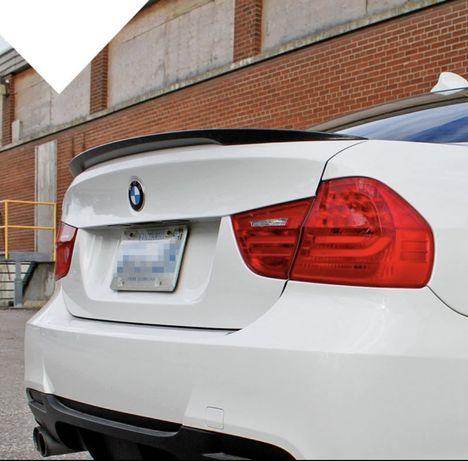 Eleron Lip Codita Negru Lucios Portbagaj BMW E90 Performance