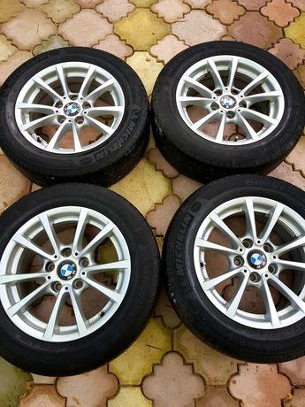 Jante+anvelope BMW...205/60/r16