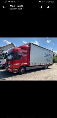 Ип предлогает услуги Грузоперевозки Mercedes Arteco 5-7 тонник