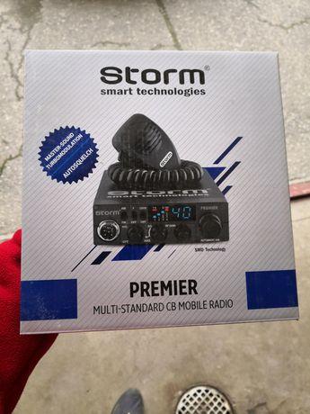 Vând Statie Radio CB Storm Premier