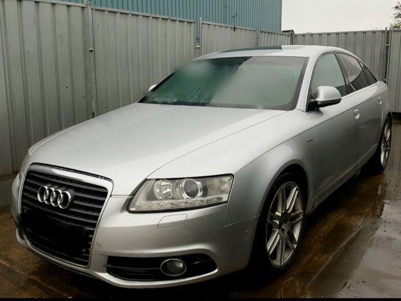 Audi A6 facelift Sline само на части 2.0tdi 3.0tdi 2.7tdi 4f c6 СЕДАН
