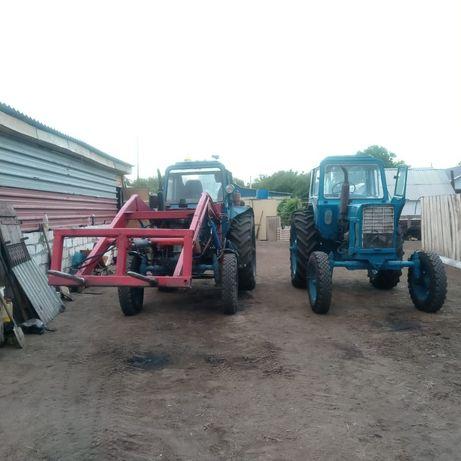 Продам Трактор МТЗ-80 вместе с косилкой.