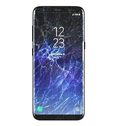 Професионална смяна на стъкло на Samsung s8,s8 plus