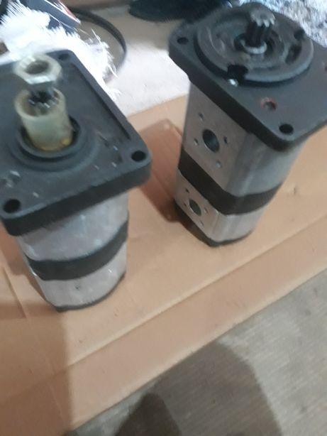Piese utilaje pompe hidraulice duble