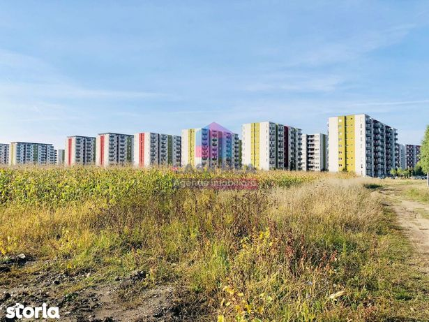 Teren constructii - zona Avantgarden