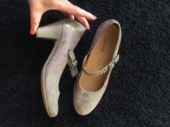 Дамски обувки Габор и Тамарис ест.кожа