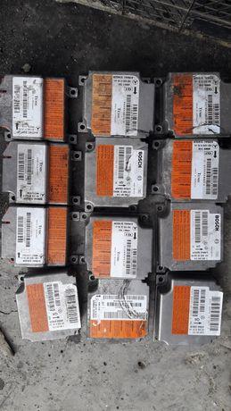 Airbag модул и модул за ел. перка Mercedes