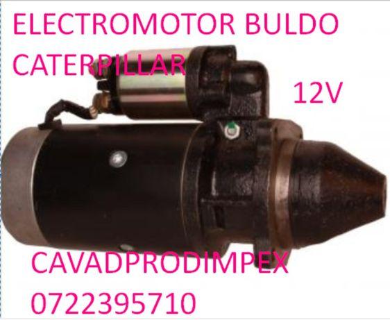 Electromotor Cat -caterpillar buldoexcavator