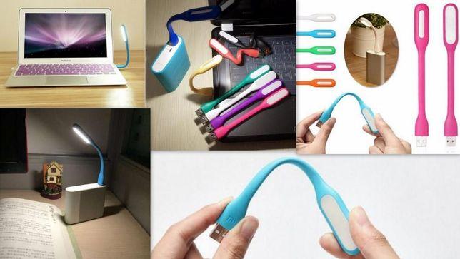 Mini lampa flexibila LED USB iluminare tastatura laptop Macbook