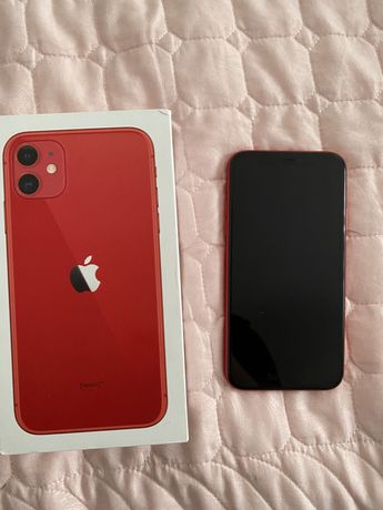 Iphone 11 64 gb red product