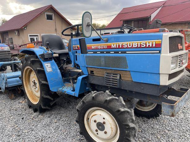 Tractor Tractoras Japonez Mitsubishi MT1601D