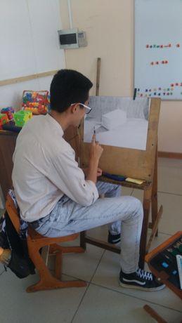 Подготовка к поступлению на архитектуру и дизайн.