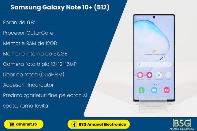 Samsung Galaxy Note 10+ (512) - BSG Amanet & Exchange