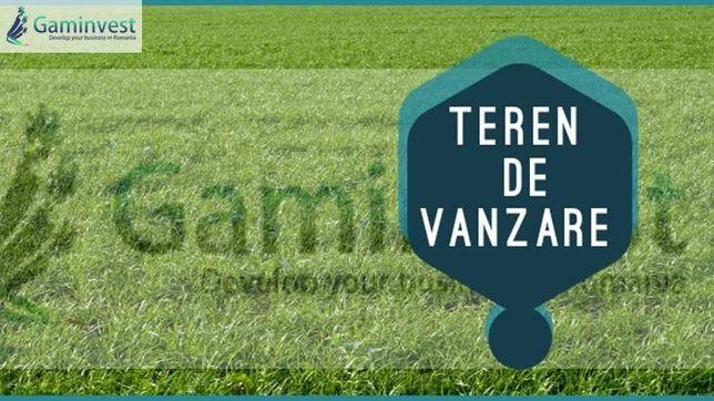 GAMINVEST - De vanzare teren intravilan. Gepiu, Bihor V2044