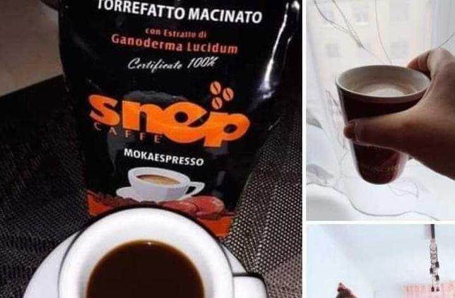 Cafea cu ganoderma