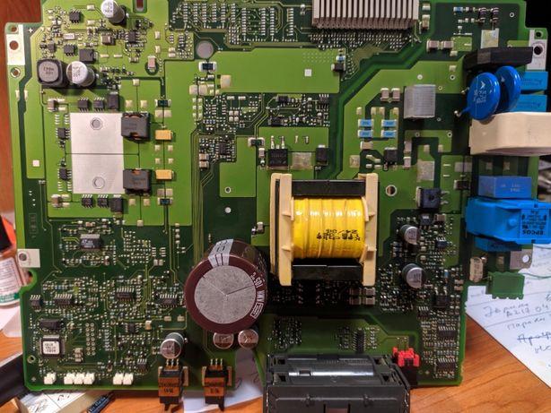 Ремонт электроники на компонентном уровне.