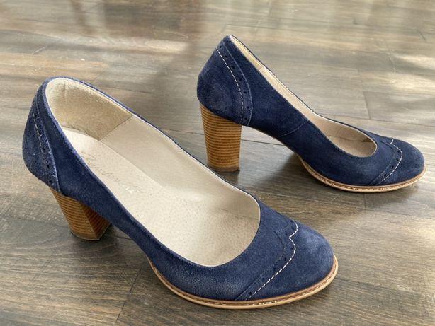 Pantofi dama / femei cu toc 36