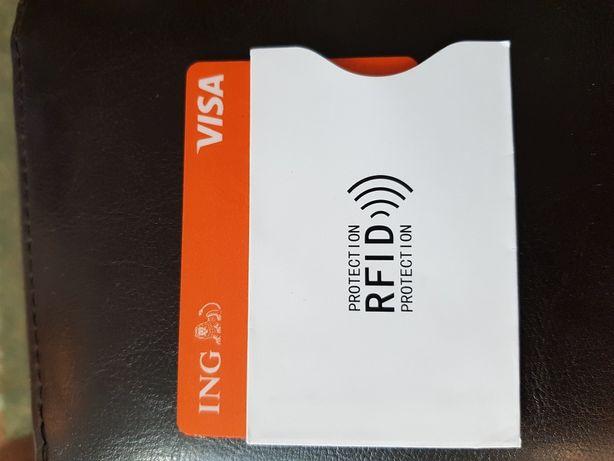 Husa protectie card RFID