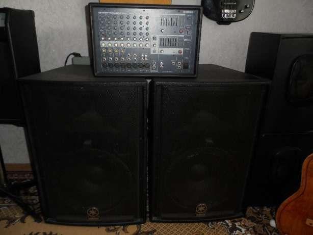 Звуковой аппарат