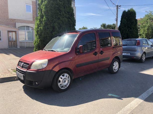Vând Fiat Doblo Multijet