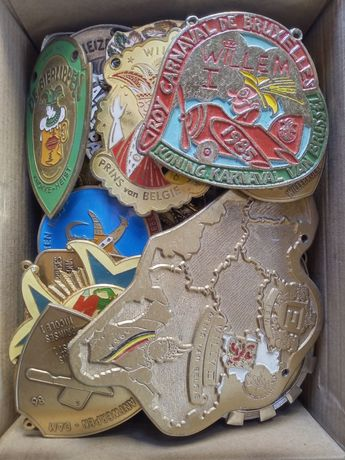Medalii Belgia