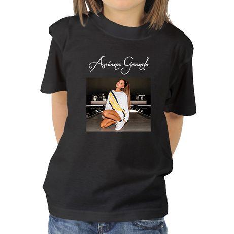 ХИТ! ARIANA GRANDE тениски Thank U Next, НАД 10 ЦВЯТА. Или с ТВОЯ идея