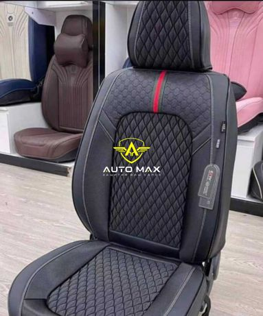Авточехлы, автоателье, индивидуальный пошив чехлов от Ins automax.kz!