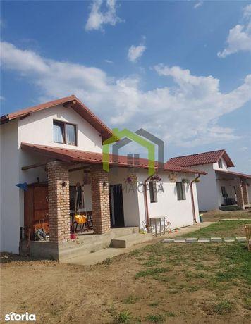 Casa noua P+M in comuna Vernesti