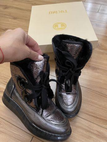 Ботинки зимние Tucino