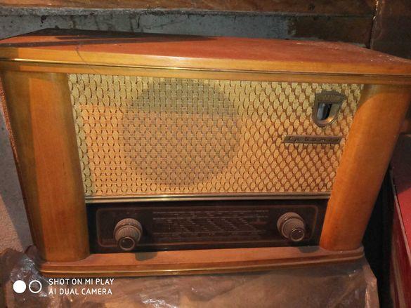 Старо радио Христо Ботев