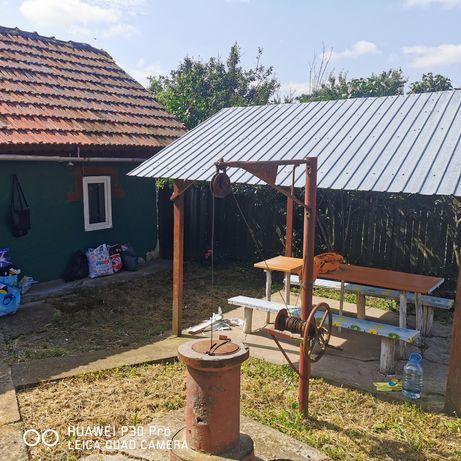 Casa batraneasca în sat Silistea, com. Valea Argovei/Calarasi