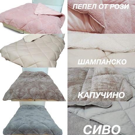 Двулицев юрган Шепър