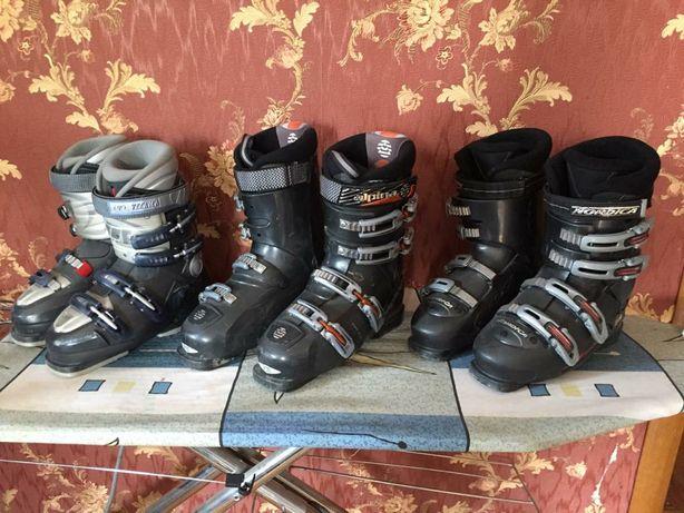 Продаю лыжные ботинки