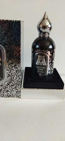 парфюм Crystal Love attar collection