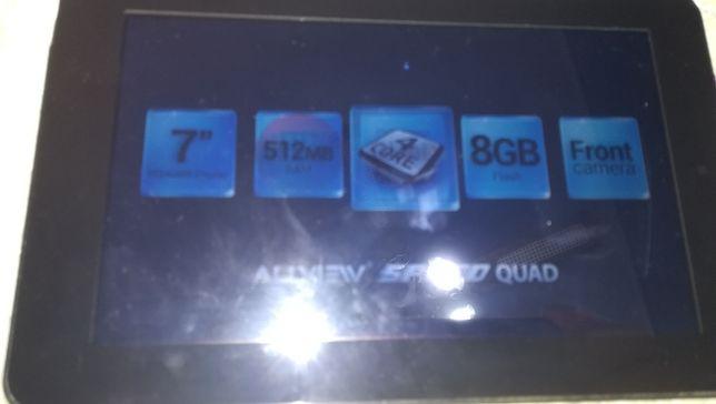 Tableta Allviev speed quad defecta