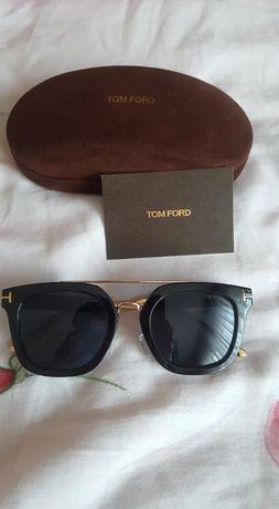 Слънчеви маркови дамски очила Tom Ford