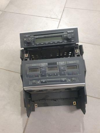 Radio CD A4 b7+Consola+ Klimatronic