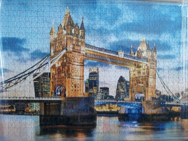 Puzzle inramat 1000 piese