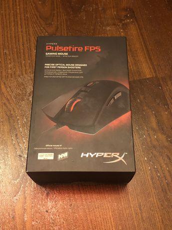Продаю мышку HyperX pulsefire fps