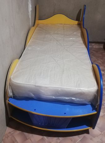 Кровать для девочки и мальчика