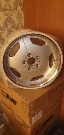 Титановые диски новые на мерседес моноблок
