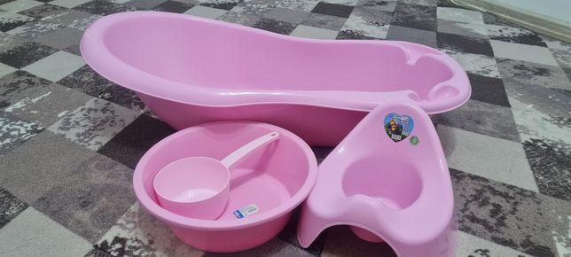 Ванночка для купания, тазик, горшок