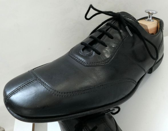 Pantofi oxford de lux Magnanni 41 piele naturala superioara