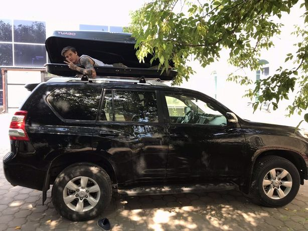 Автобокс. Багажник на крышу.