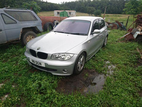 На части БМВ Е87 116и 115 коня - BMW e87 116i 115hp - Автоморга БМВ
