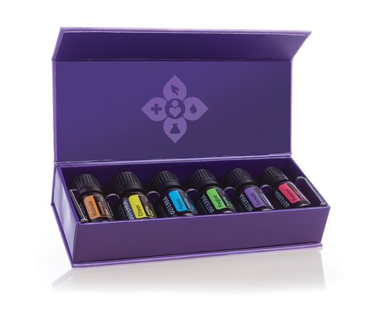 Kit Essential Aromatics Doterra, uleiuri esențiale terapeutice + cadou